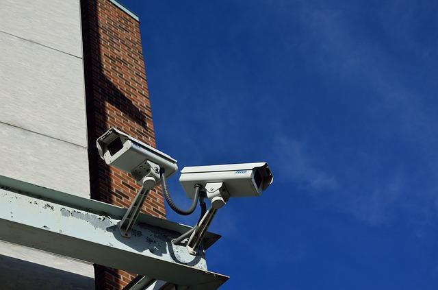 copropriété et caméra de surveillance